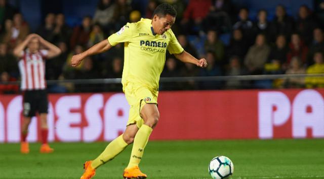 #VIDEO El señor golazo de Carlos Bacca con Villarreal frente al Rangers: Photo