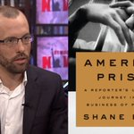 Image for the Tweet beginning: American Prison: Shane Bauer Traces