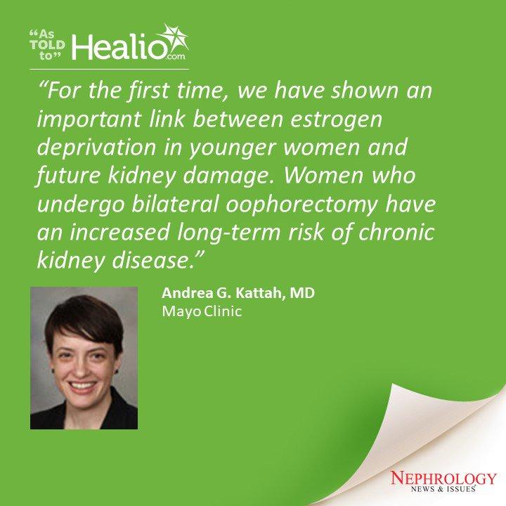Nephrology News & Issues on Twitter:
