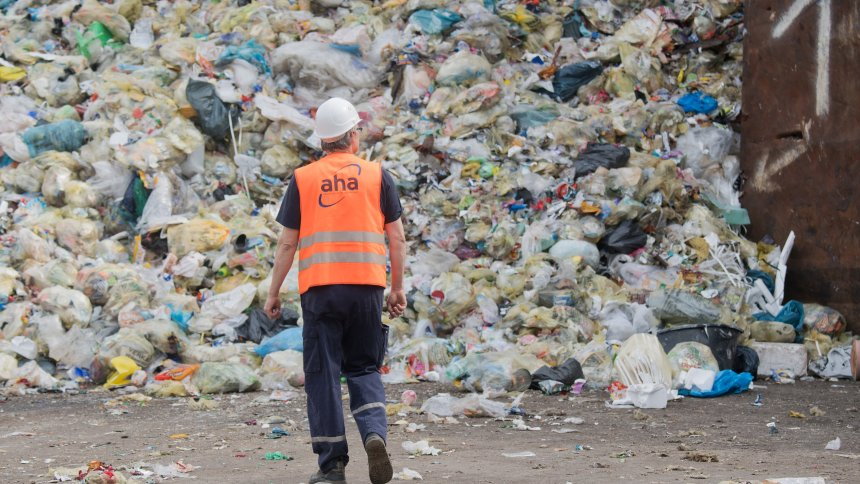 Abfall-Studie: Weltbank warnt vor rasant wachsendem Müllberg https://t.co/SiB8uhcY18