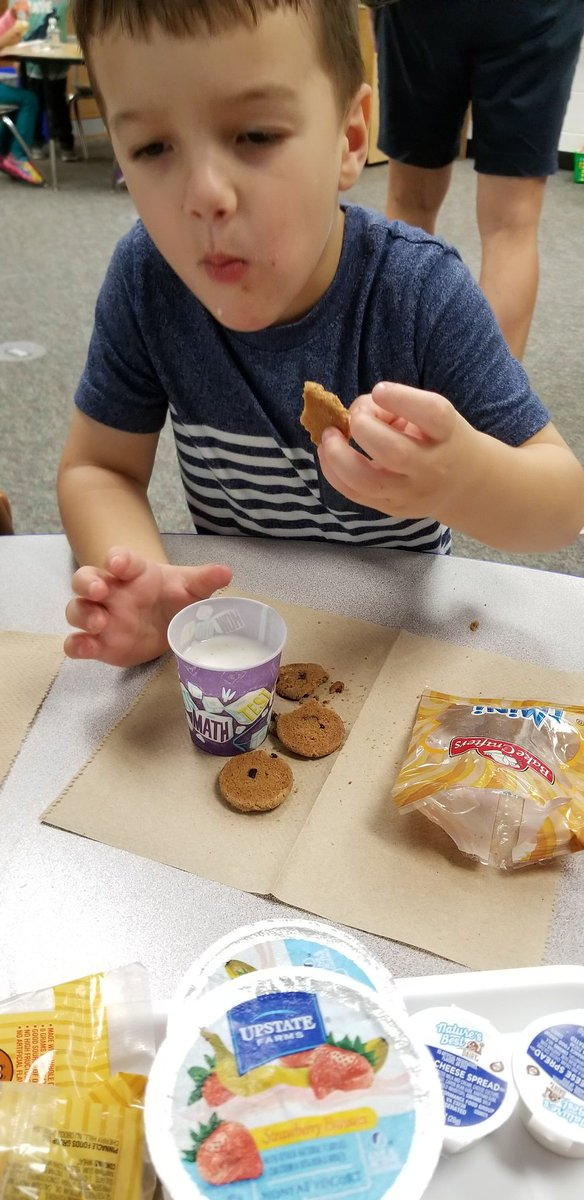 Milk and cookies are a big hit in our class for snack yum! <a target='_blank' href='http://search.twitter.com/search?q=kwbpride'><a target='_blank' href='https://twitter.com/hashtag/kwbpride?src=hash'>#kwbpride</a></a> <a target='_blank' href='http://twitter.com/susanlgarman'>@susanlgarman</a> <a target='_blank' href='http://twitter.com/KWBWeir'>@KWBWeir</a> <a target='_blank' href='http://twitter.com/KWBJaldin'>@KWBJaldin</a> <a target='_blank' href='http://twitter.com/APS_EarlyChild'>@APS_EarlyChild</a> <a target='_blank' href='https://t.co/DU1pz1RIUo'>https://t.co/DU1pz1RIUo</a>