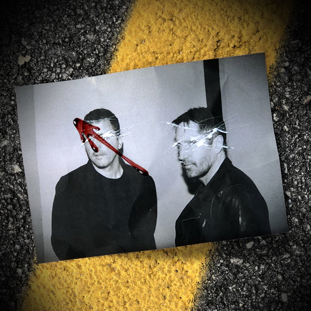 HBO's photo on Trent Reznor and Atticus Ross