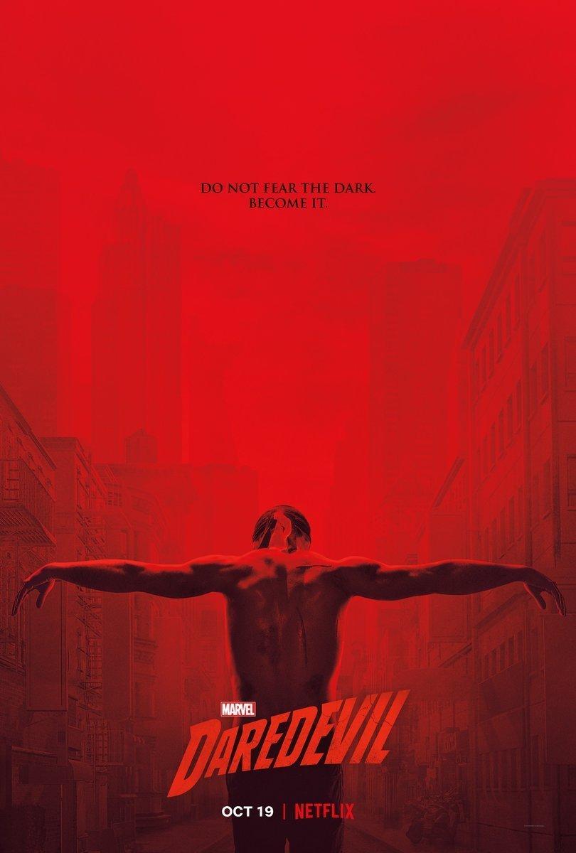 'Daredevil' Trailer Reveals Season 3 Premiere Date