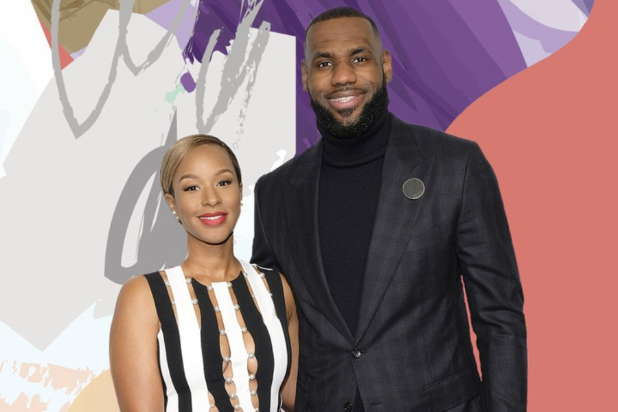 .@KingJames says that he wouldn't be where he is today without his wife: https://t.co/TyVyLKn4pJ https://t.co/aNUx3kus4W