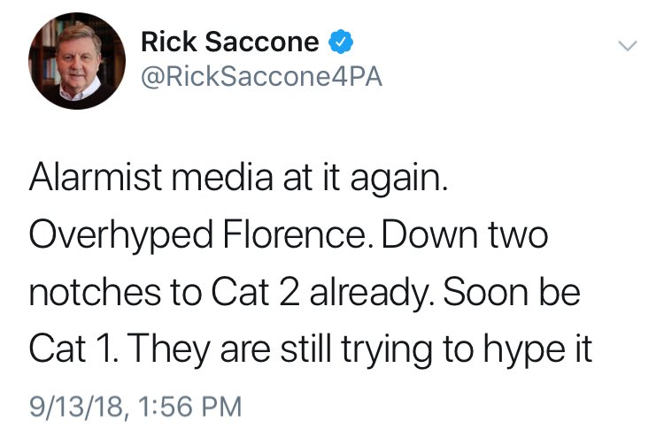 today in tweets that were never going to age well, and by golly, sure didn't