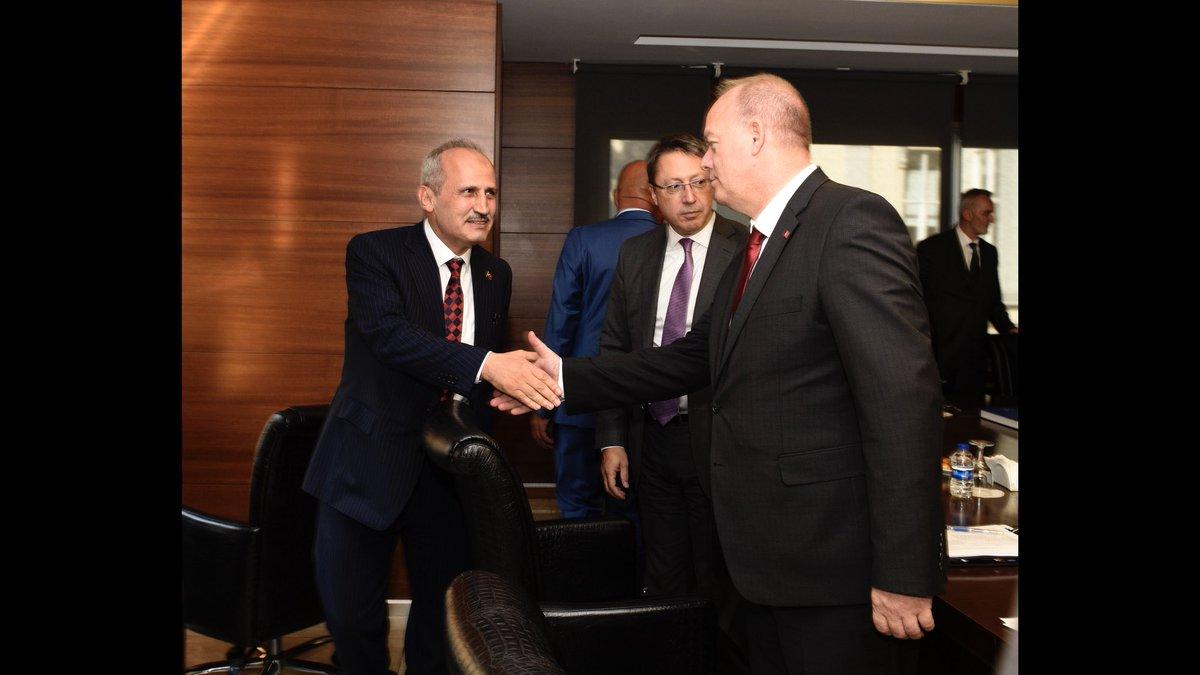 Ulaştırma Bakanı Arslan: Bizi çekemiyorlar, maşaları ve hainleri kullanıyorlar 57