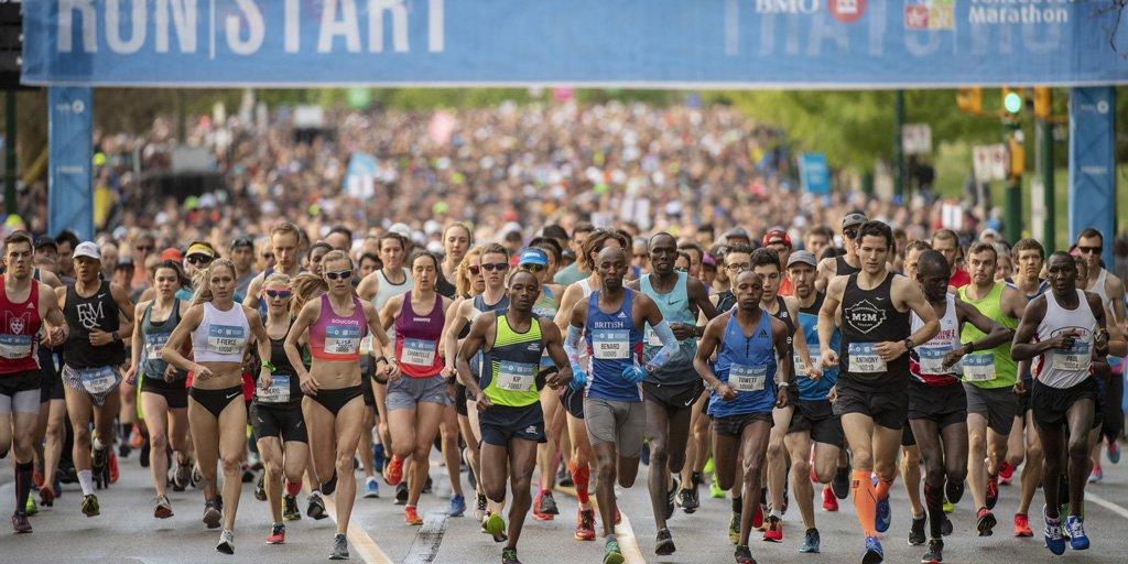 vancouver marathon bmovanmarathon twitter