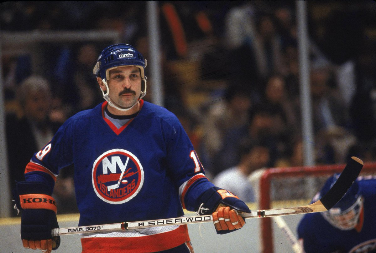 Bryan Trottier collected 3-3—6 in the middle frame on Dec. 23, 1978, the most points by a player in a single period. More from the new online home for official NHL records: atnhl.com/2MNp5us #NHLStats