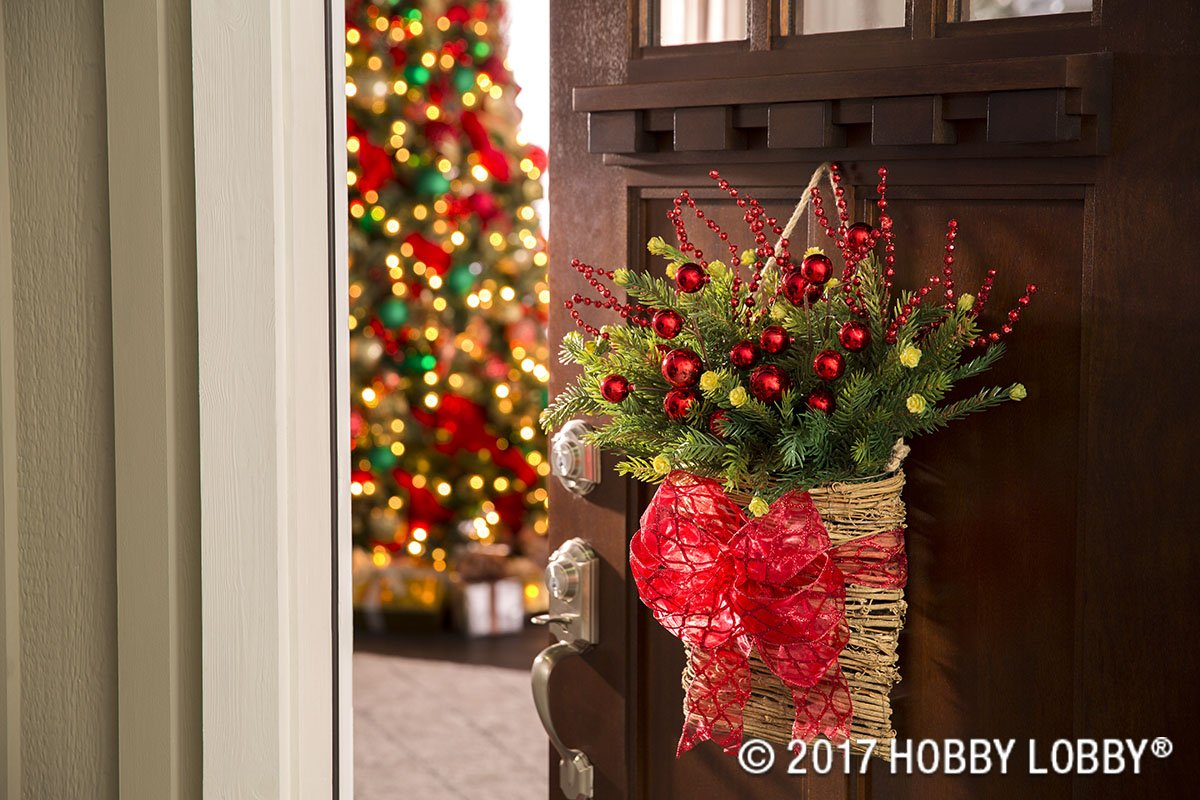 official hobby lobby on twitter tis the season for decorating with floral picks find diy inspiration ahead httpstcopdt84tuhi4 christmas - Hobby Lobby Christmas Eve Hours