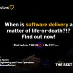 Did you know boring old Software Service Delivery can sometimes be a matter of life-and-death? Watch @jamesfharvey on Firing Line with @billkutik  to find out exactly when! https://t.co/e3MjKq68X1