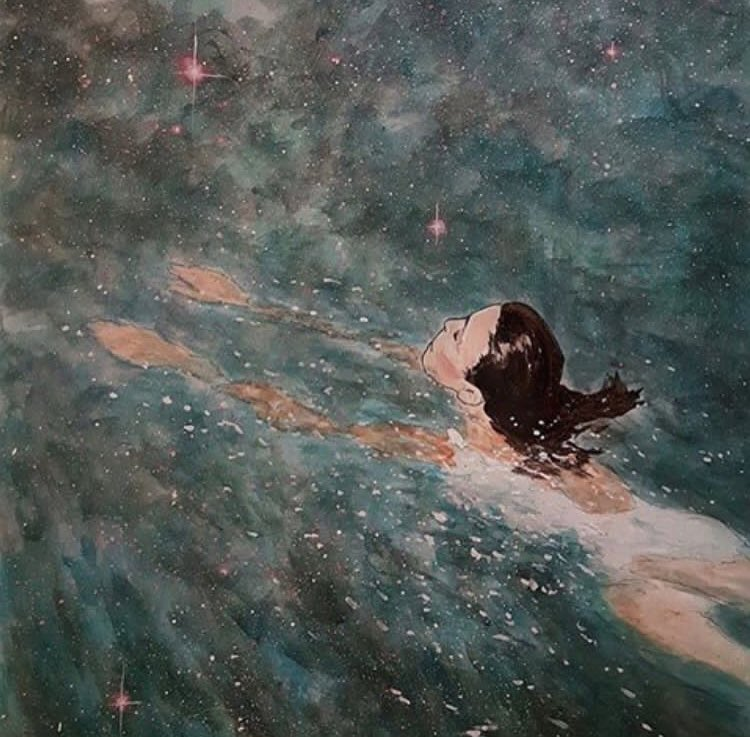 ok universe, i'm ready to feel good things. make me feel good things. —unknown   artwork by https://t.co/k871SnK9p0 https://t.co/lVXsGpgRje
