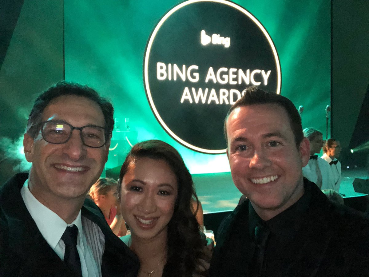 test Twitter Media - Excited for the #bingagencyawards in NYC. Go Performics! https://t.co/GzeZkl7uI0
