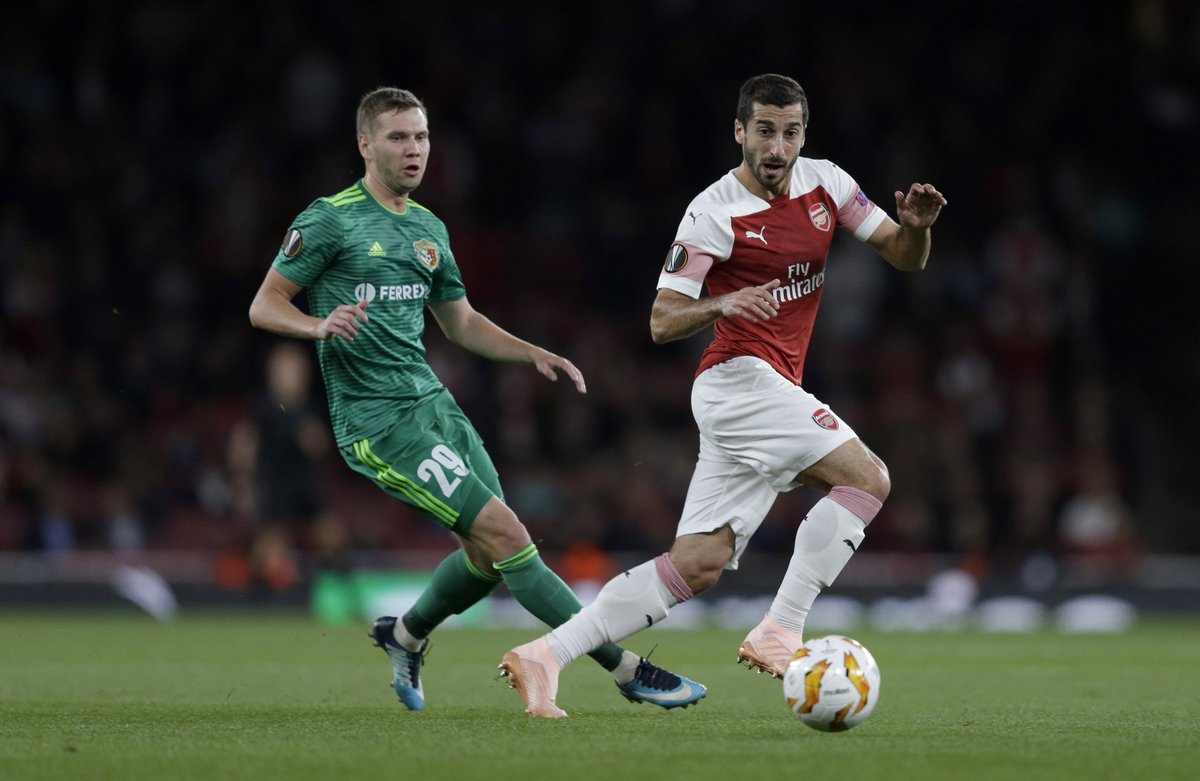 Arsenal grind out victory against Everton at Emirates Stadium