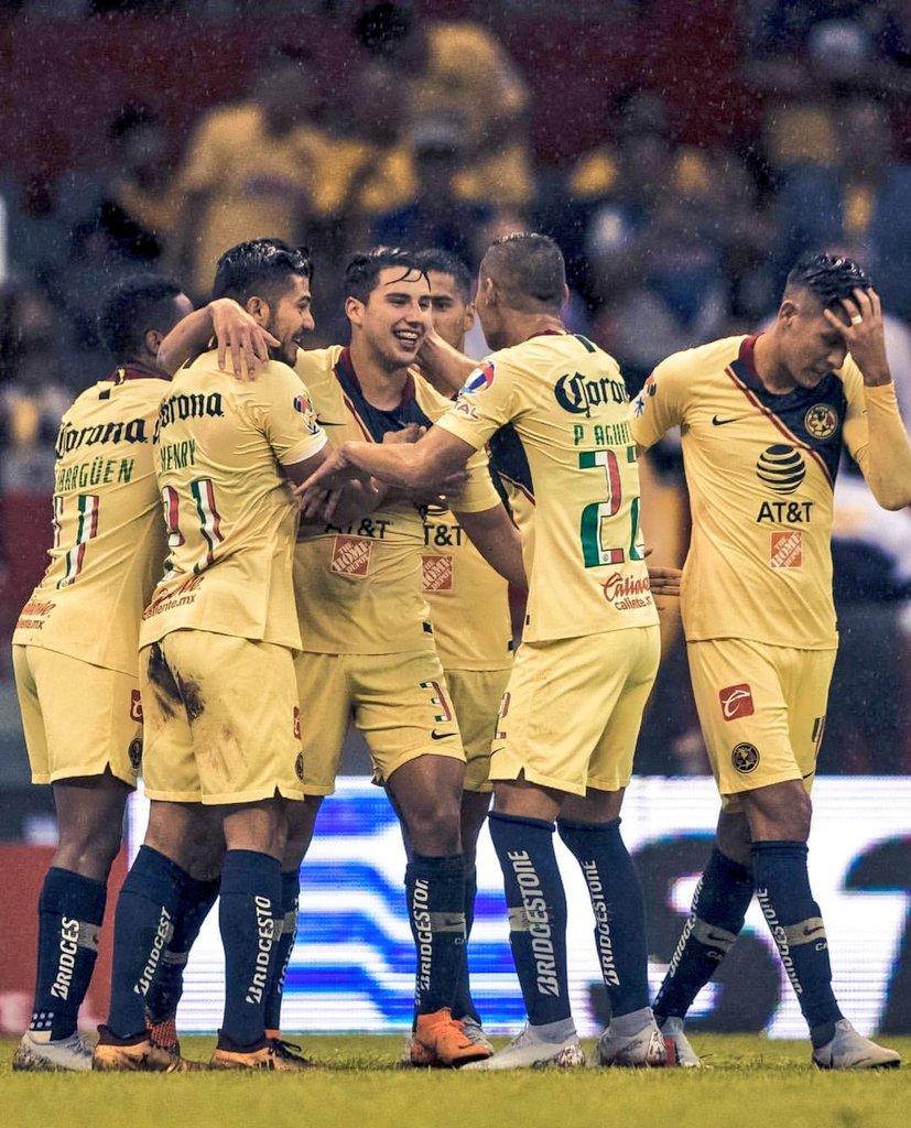 América gano 3-2 ante el Puebla por la F10