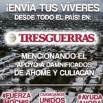 #FuerzaSinaloa Twitter Photo