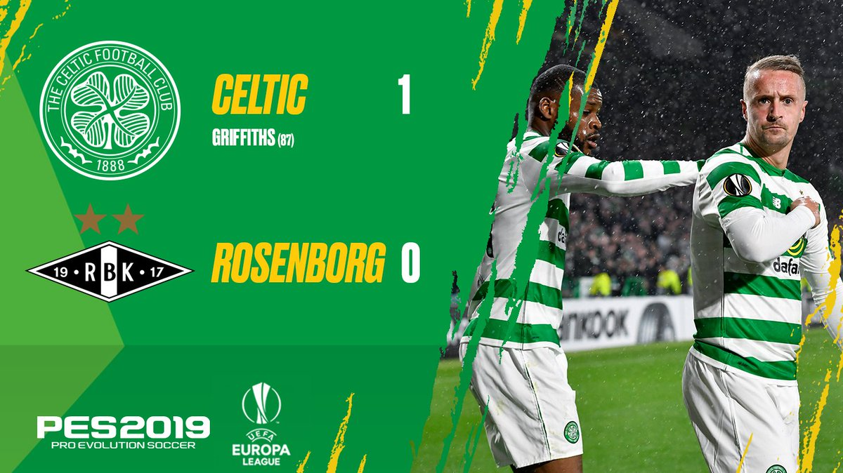 Celtic Football Club's photo on #CELRBK