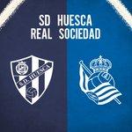 #HuescaRealSociedad Twitter Photo