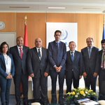 Image for the Tweet beginning: Maroc/Agence atomique : Signature d'un