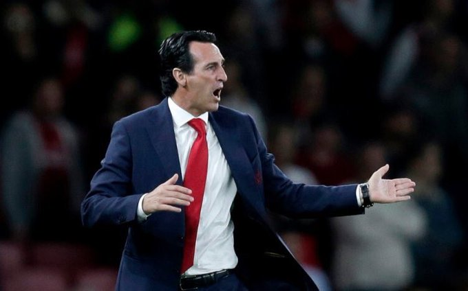 Tonight's 4-2 victory over FC Vorskla was Unai Emery's 32nd win in the Europa League, more than any other manager in the competition's history. #afc Photo