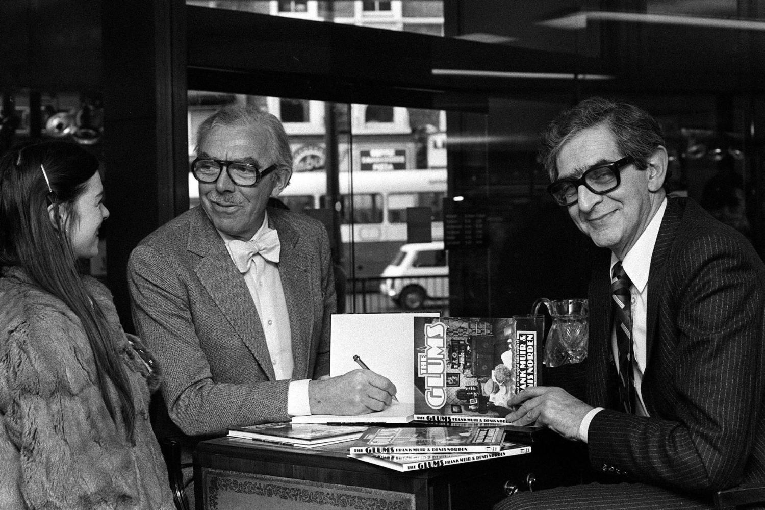 Denis Norden: Comedy writer who became a much-loved TV presenter https://t.co/qhRpjaima0 https://t.co/EamkyRsMwV