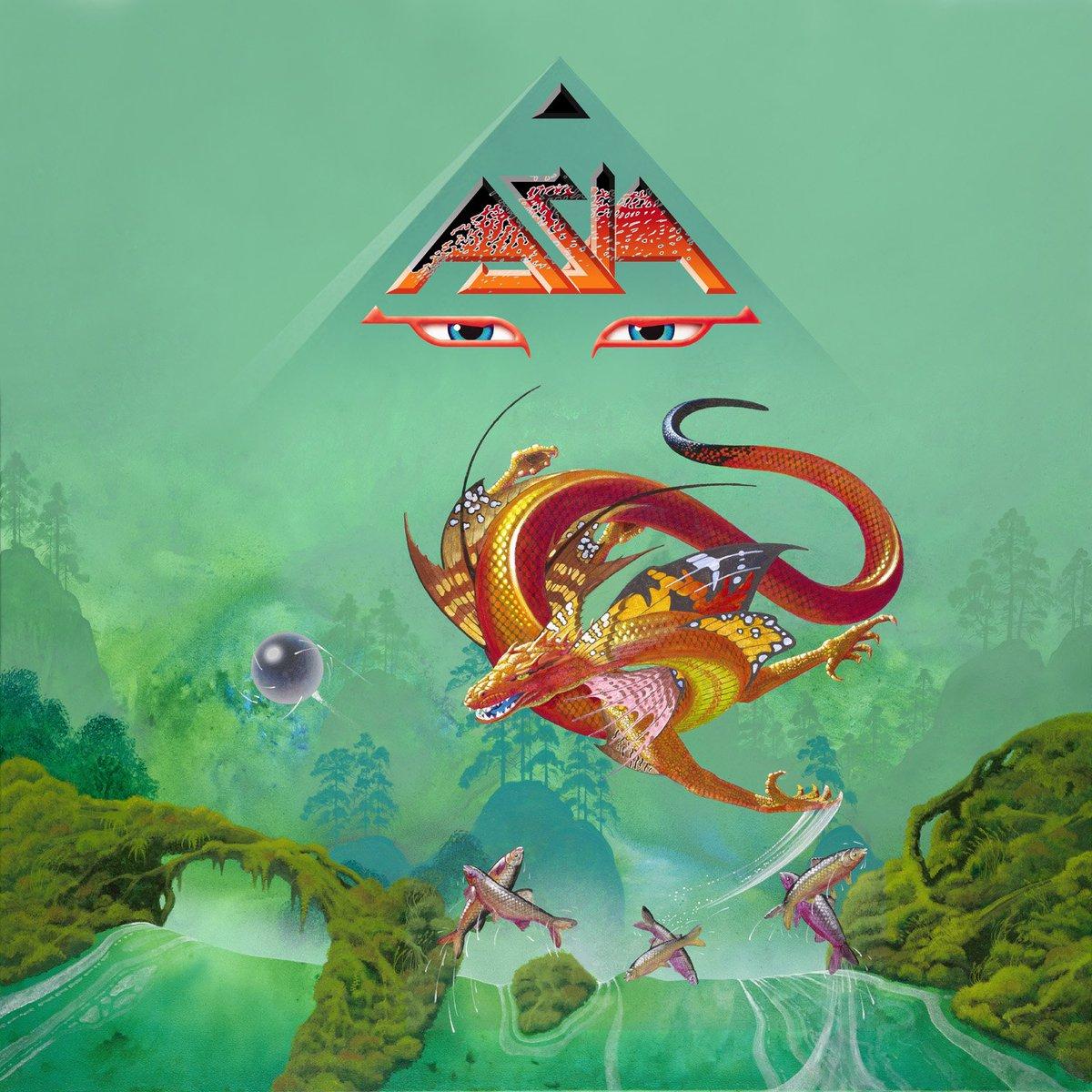 """Maxx Twitterissä: """"10] ASIA. Nel 2010 vede la luce 'OMEGA', se possibile  anche meglio di quanto fatto con Phoenix. Rock ben suonato, melodico e  prog. Il tour consacra nuovamente la band, come"""