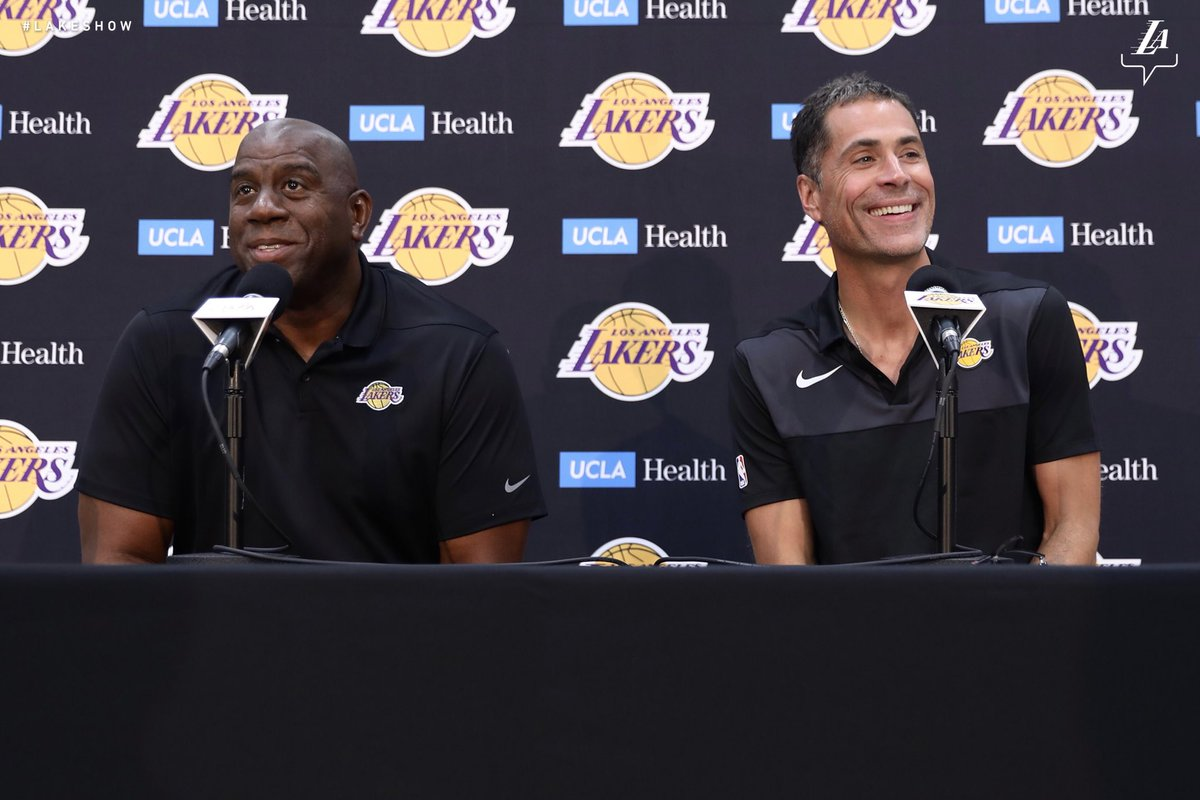 """I haven't been this excited in a long time. ...We should be excited."" - @MagicJohnson"