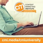 We have a limited number of spots open for CMI University. Hurry and register before the 9/30 deadline! https://t.co/tDnaX7Frvn