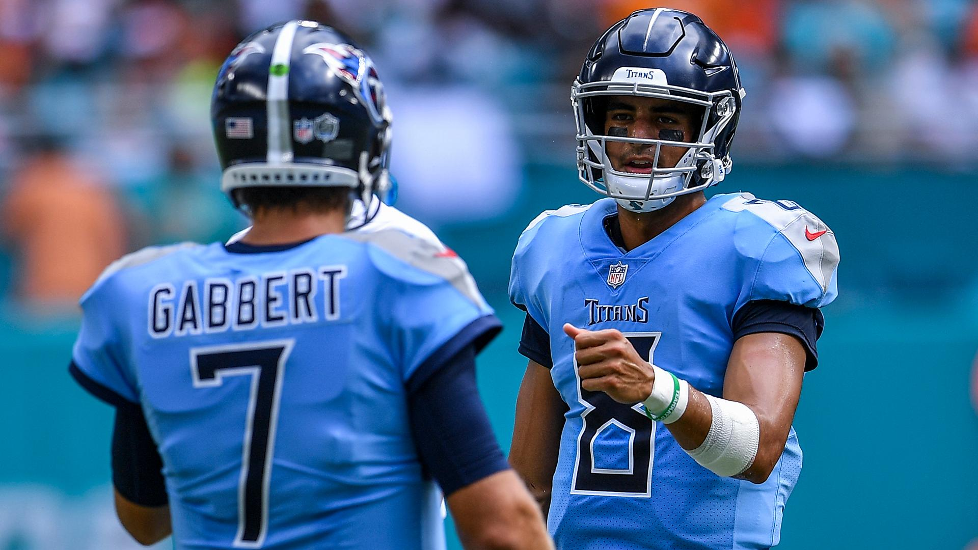 Titans QB Marcus Mariota takes a step in the 'right direction.' https://t.co/JDFddo2SiU https://t.co/6lPm3gR9Y1