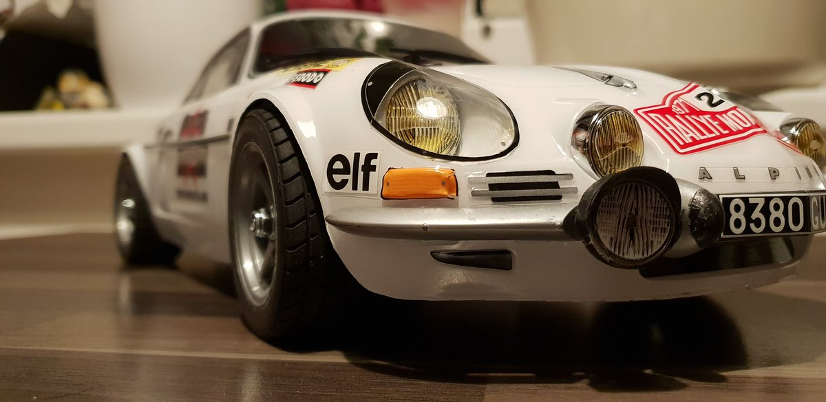 Remote Addicted On Twitter The Renault Alpine Aka White Lady Is