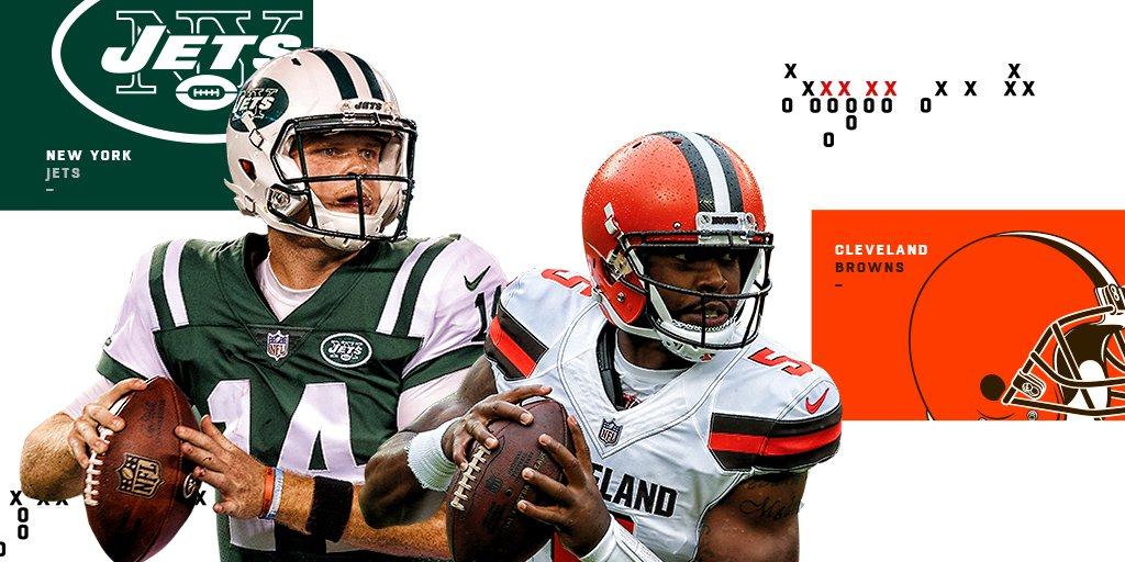 #Jets or #Browns  @HarrisonNFL's #TNF Game Pick: https://t.co/DQU4GDr9pb   ��: #NYJvsCLE (8pm ET) on @nflnetwork https://t.co/OyNFYIujdx