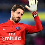 Kevin Trapp Twitter Photo