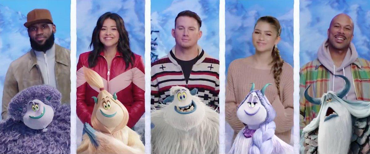 Fandango On Twitter Smallfoot Has One Cool Cast