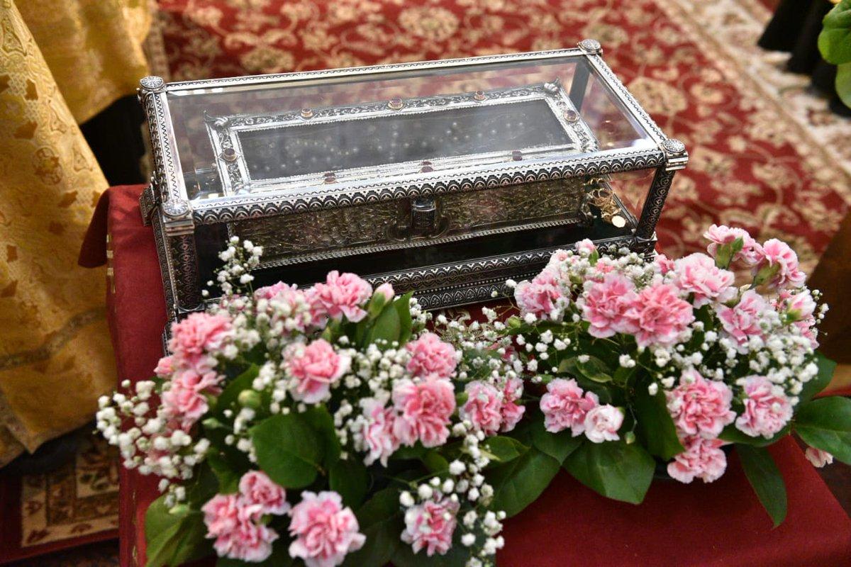фото гроба спиридон тримифунтский приготовить