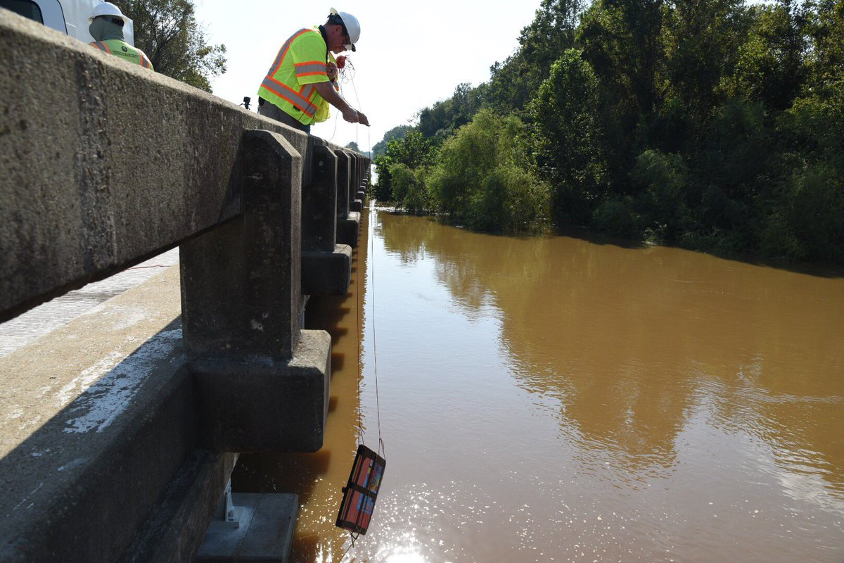 """SCDOT on Twitter: """"Infrastructure Engineers, Inc., are checking"""