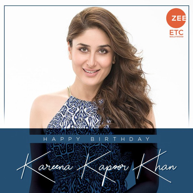 Happy birthday Kareena Kapoor khan