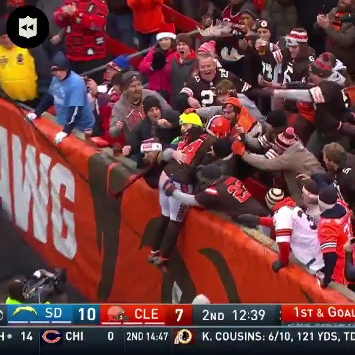 The @Browns' last win? That's what we're here for. (Dec. 24, 2016)