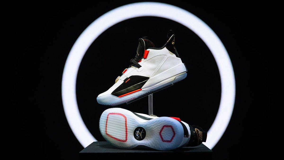 pretty nice 33c6b 4f06b Jordan 21 September 2018 The future is now. Unveiling the  AirJordan  XXXIII.  PrepareToFly