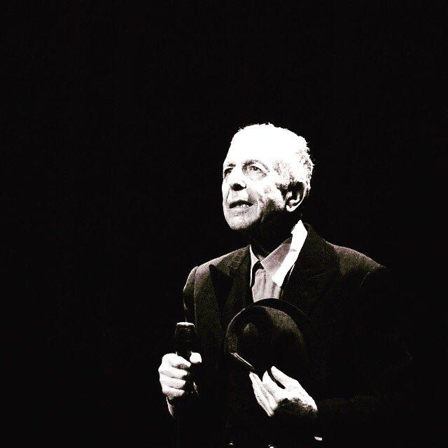 Happy birthday, Leonard Cohen!