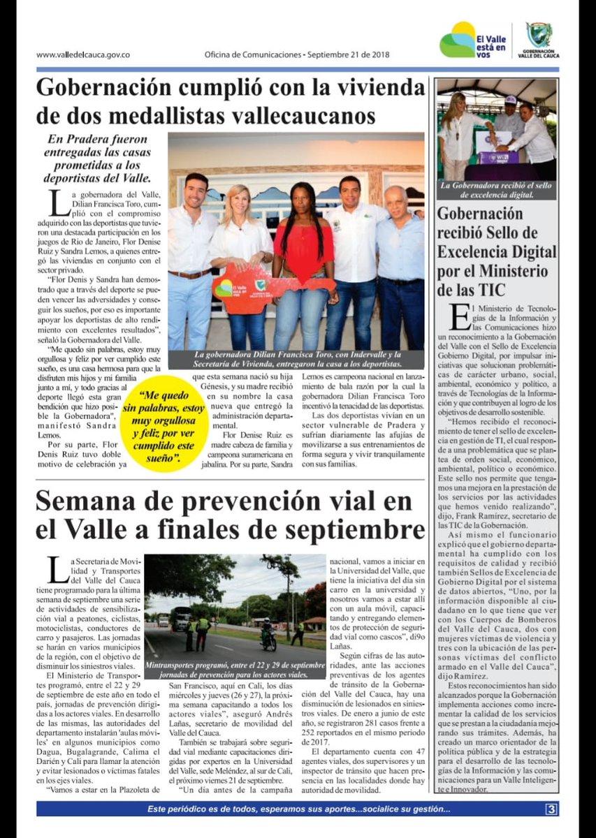 #ElValleEstaEnVos by @GobVivienda