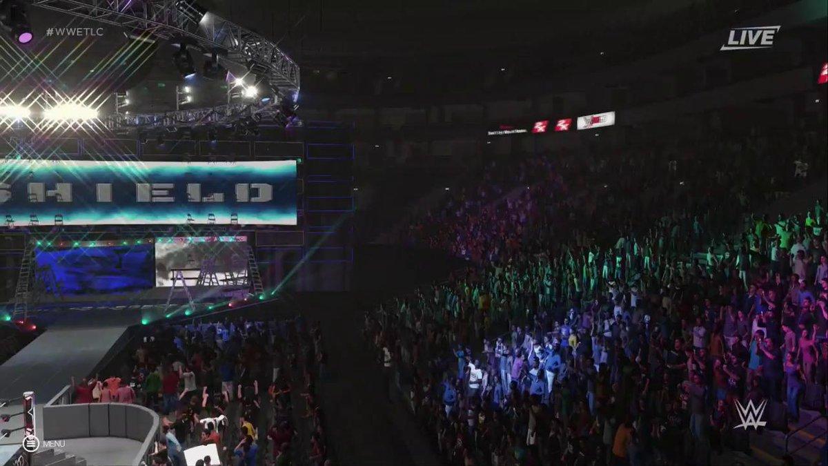 WWE's photo on #WWE2K19