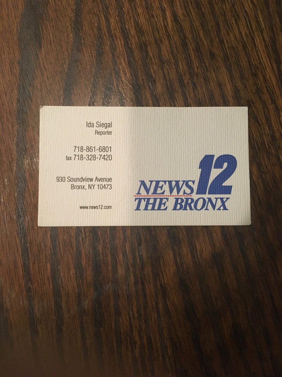 Jessica Borg On Twitter TBT Just Found Untaped An Old Box Of Tvnews Stuff Heres My KDKA ID A News12BX Business Card Belonging To Esteemed