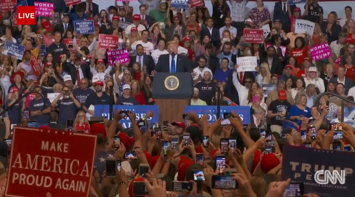 President Trump is holding a rally in Las Vegas. Follow live updates: cnn.it/2NvaSre