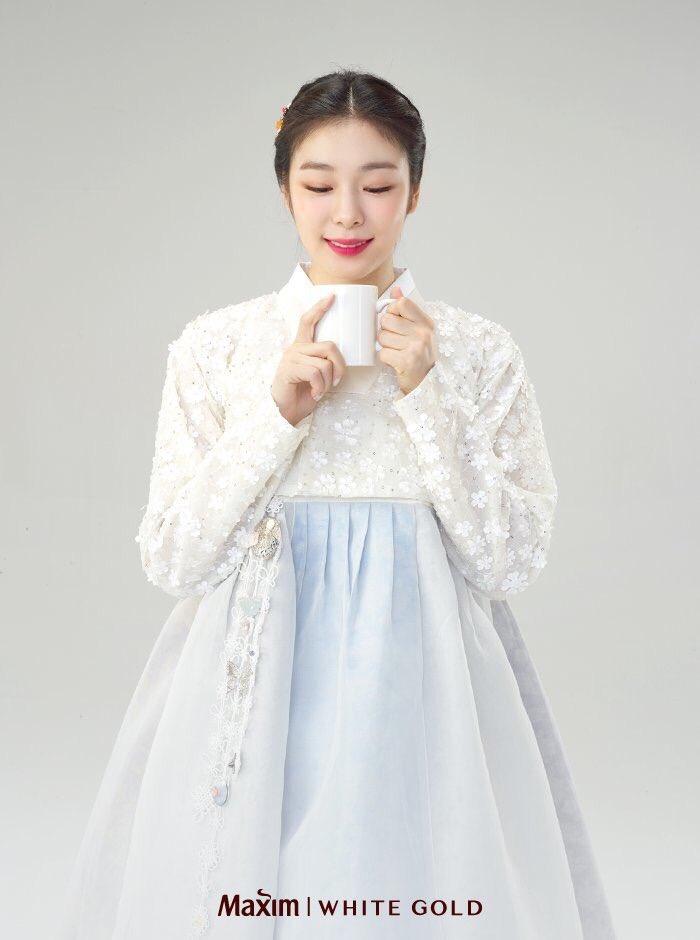 Юна Ким - Страница 5 DnlbI7oU0AA6TmH