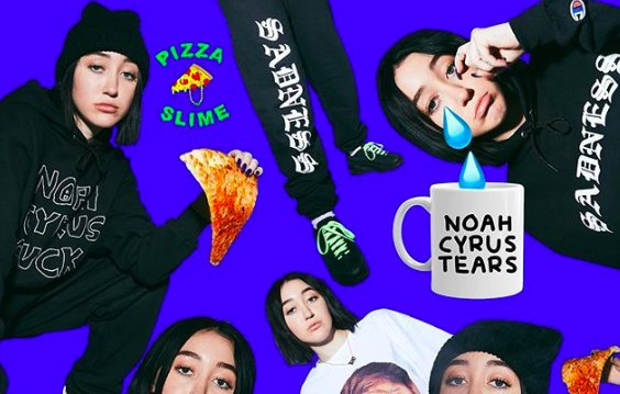 You can now purchase Noah Cyrus's breakup tears for a cool $12,000, because 2018 🤦‍♀️ bit.ly/2pp7pfx