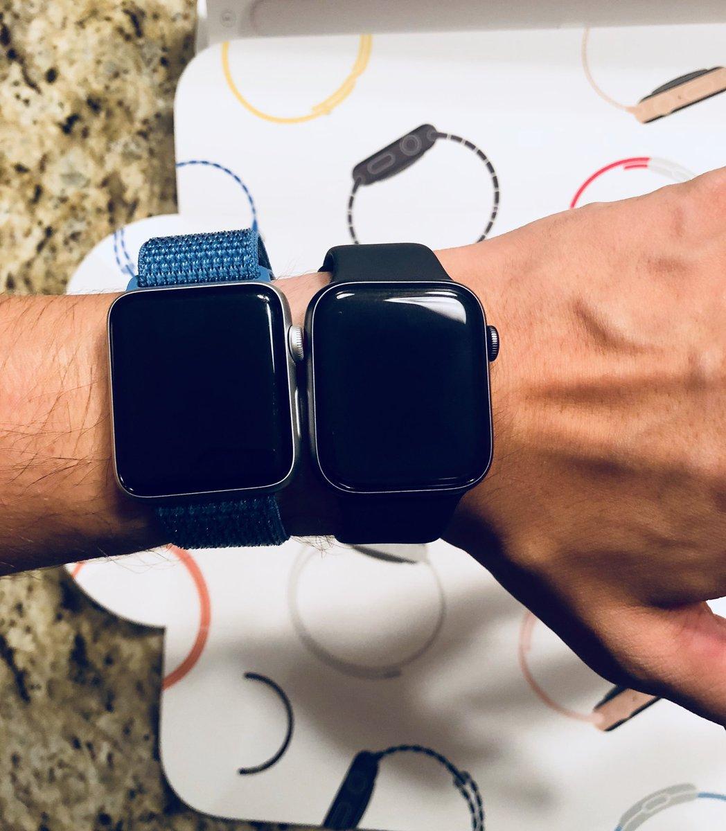 Какие приложения будут появляться на iwatch?