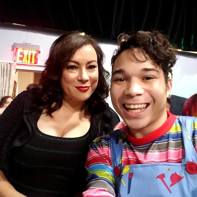 Happy Birthday Jennifer Tilly! You\re a doll!