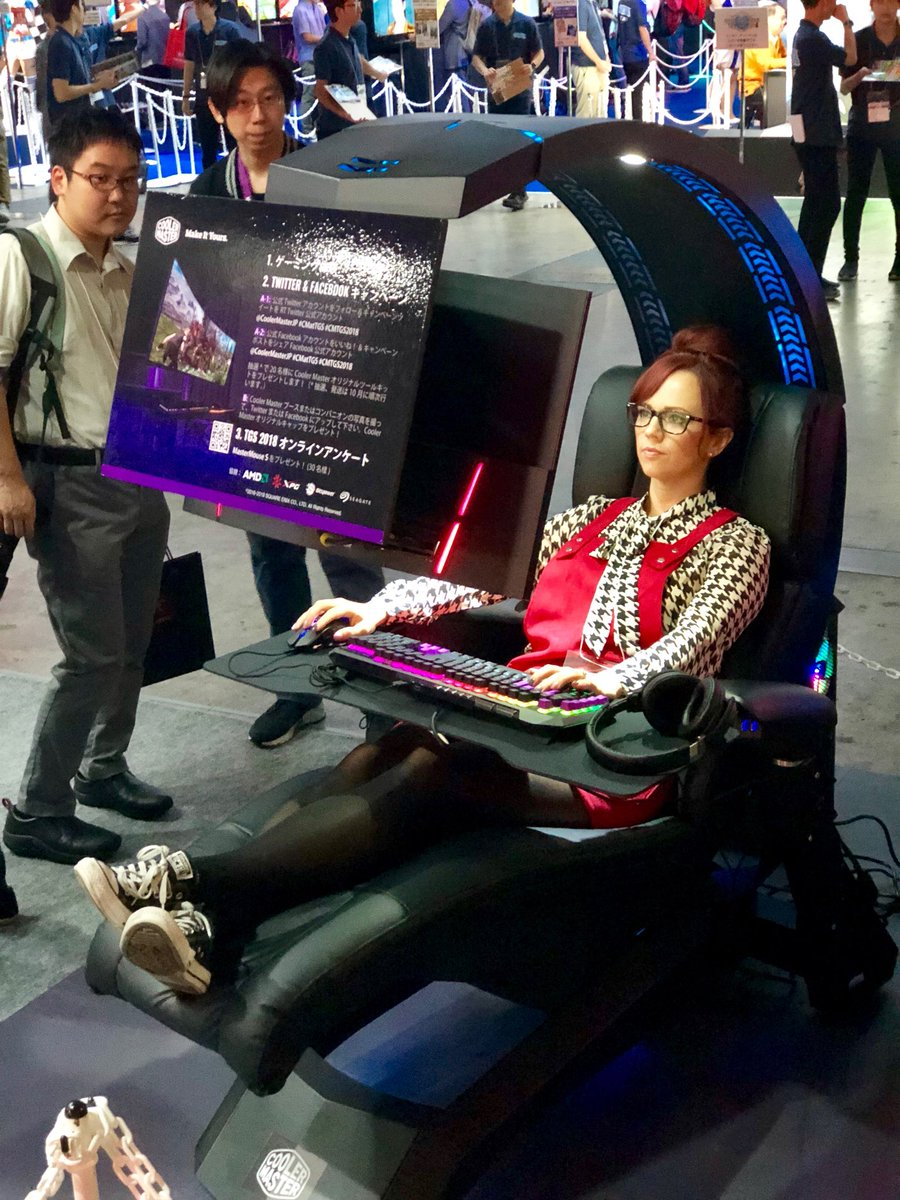 Gaming Pod Chair