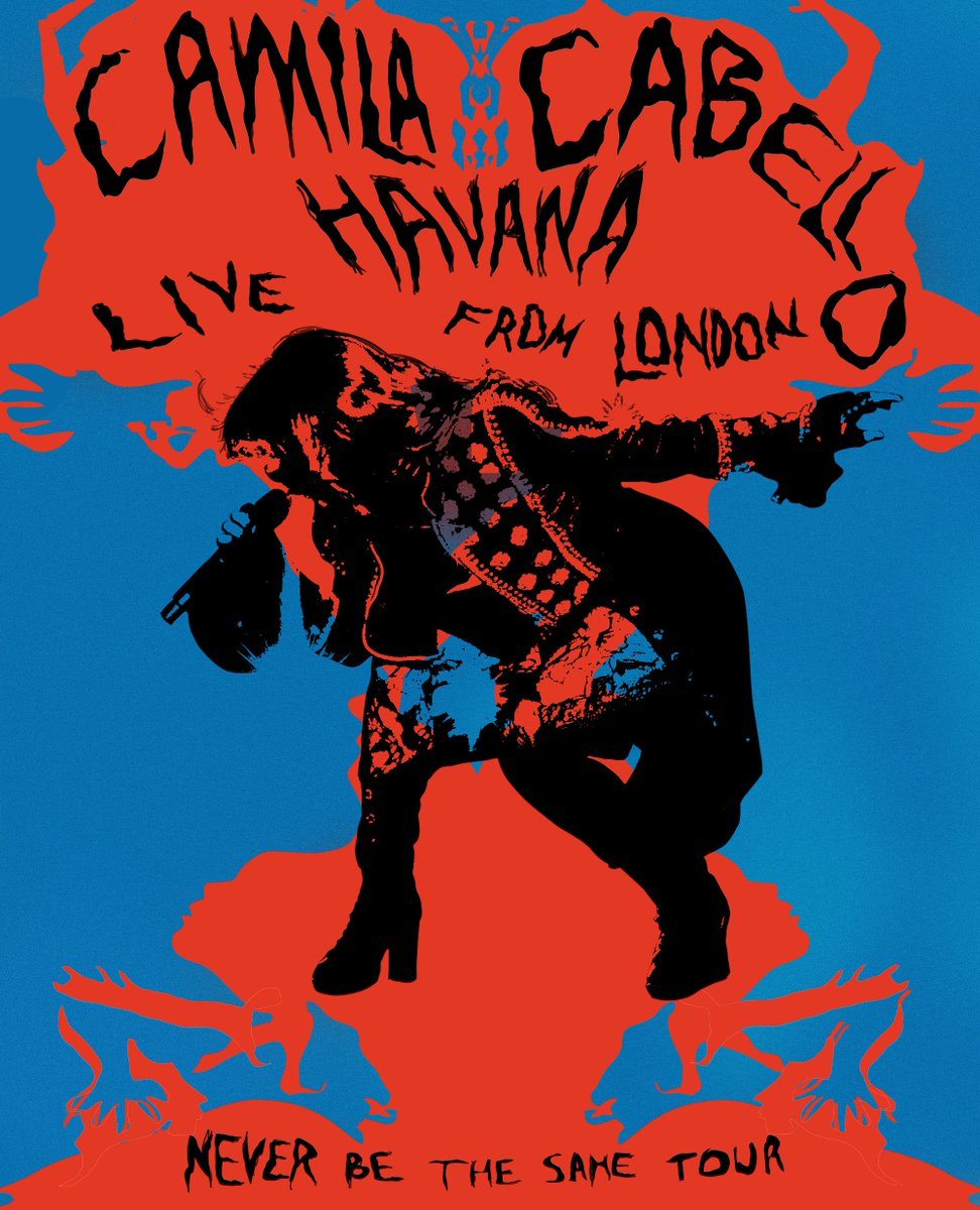 celebrating 1 billion streams i decided to put out a live version of Havana from my London show, this is one of my favorites to perform live and never gets old  #HavanaLive 🌹🌹 https://t.co/osLsZpDM8D