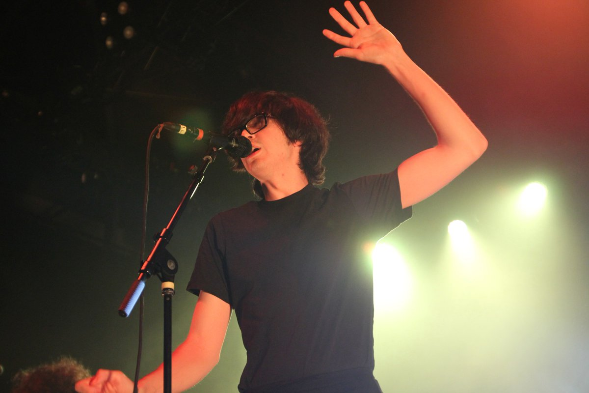 My Article And Pics Of Carseatheadrest Nakedgiants Donbabylonband At UnionTransfer In Philly