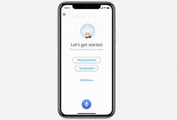 Salesforce lance Einstein Voice, un assistant vocal pour les entreprises https://t.co/BFamJWpojL